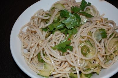 5 soba Recipe: Cold Vietnamese Soba