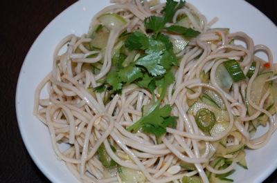 6 soba Recipe: Cold Vietnamese Soba