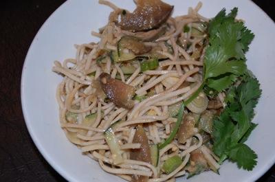 7 miso soba Recipe: Miso Eggplant Soba Noodles