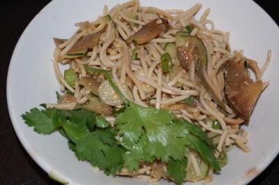 8 miso soba Recipe: Miso Eggplant Soba Noodles