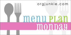 mpm 1 Menu Plan Monday (vegetarian/vegan)