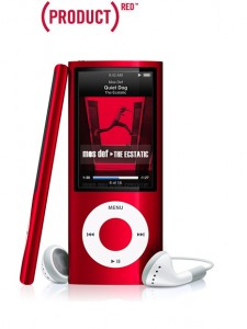 product red ipod nano 225x300 Food Blog Faux Pas
