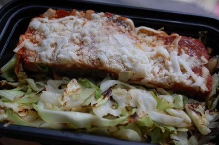 1 eggplant parm cabbage 450x298 Operation Wedding