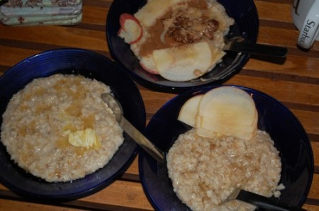2 oatmeal party 450x298 Operation Wedding