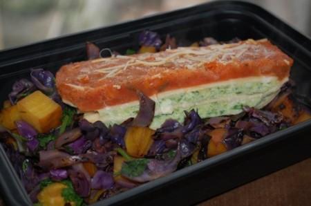 8 lasagna 450x298 A Filling Salad