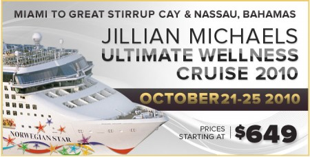 jillian cruise 450x228 Non Food: Free Online Education & A Cruise