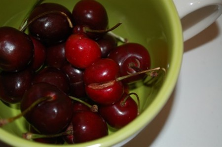 07 cherries 450x298 Happy New Year! A Year In Review.