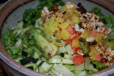 17 healthy salad idea 450x298 Healthy Salad Ideas