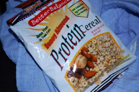 22 protein cereal 450x298 Balance & a Blogger Sweetheart: Clare