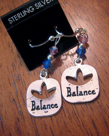 earrings 001 360x450 Balance & a Blogger Sweetheart: Clare