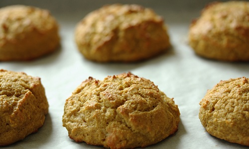 Coconut Flour Drop Biscuits Janet: Each To Their Own