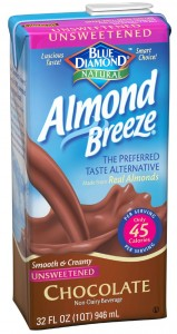 chocolate almond breeze unsweetened 7 Instant Diet Boosters