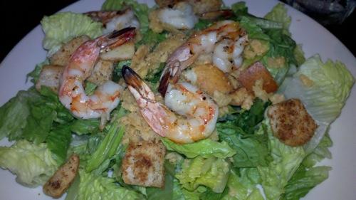 tjs caesar salad Final Wedding Plans & Fresh Italian Food