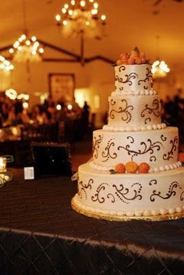vegan wedding cake Marina: Vegan Wedding Fare