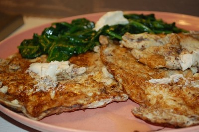 02 lunch french toast spinach 400x265 Fun Food Friday