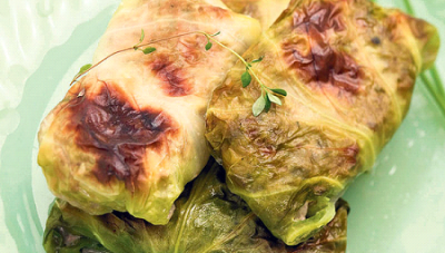 cabbage rolls 400x227 Anne: Flavors from Finland