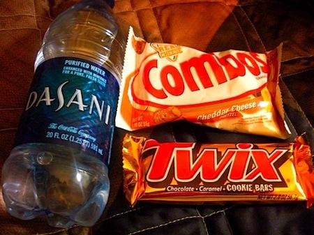dasani twix combos Mara: Food Blogging and Marriage