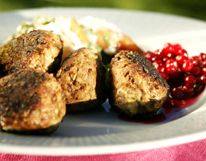 finnish meatballs Anne: Flavors from Finland