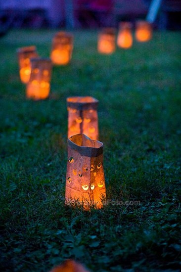 luminaria 366x550 A Wedding Post