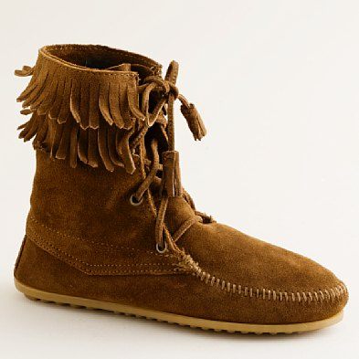 moccasin boots brown jcrew Updates