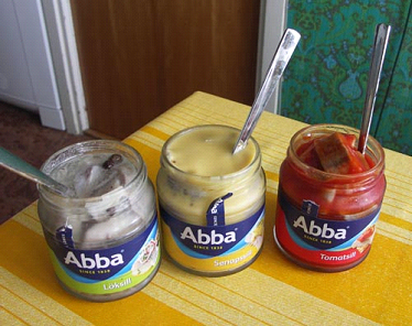 pickled herring Anne: Flavors from Finland