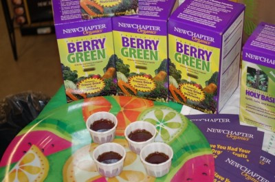 10 berry green whole foods samples maui 400x265 Hawaiian Whole Foods (Honeymoon)