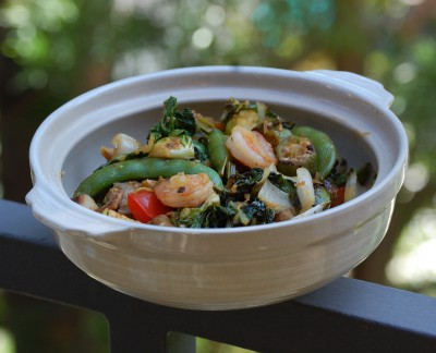 10 veggie stir fry 400x324 Happy New Year! A Year In Review.