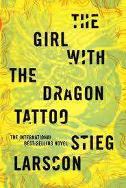 The Girl with the Dragon Tattoo Book Giveaway