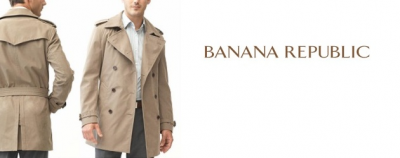 khaki trench banana 400x158 Walking For Health & Walking As Exercise
