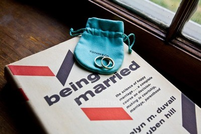 married book 400x267 Wordless Wedding Post {Wordless Wednesday}