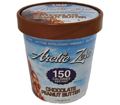 arctic zero chocolate peanut butter Yoga Inspiration #1