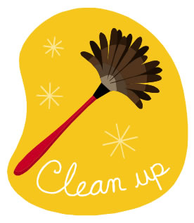 cleaning How to Get Out of a Funk