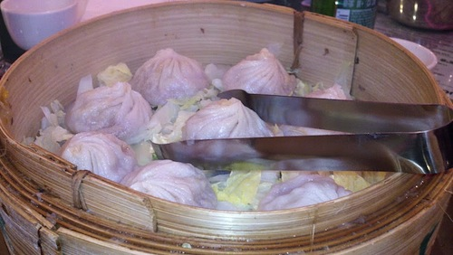 soup dumplings shanghai joes {food} New York Foodie Adventures and Schtuff