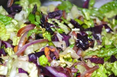 03 slaw salad 400x265 Recipe: Bomb Ass Impromptu Slaw Salad