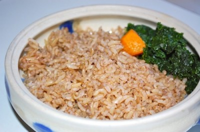 15 indian brown rice 400x265 A Spiced Rice Obsession
