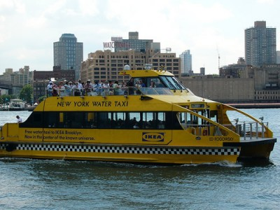ikea water taxi 400x300 Weekend Link Love   02.21.2011