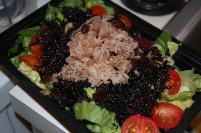 02 salad white rice 400x265 A Spiced Rice Obsession