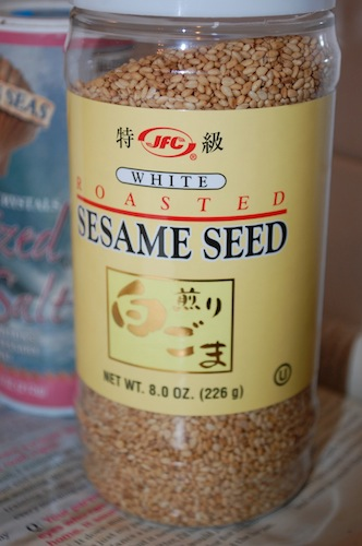 09 sesame seeds for oaties HEABs Butterfied Oaties