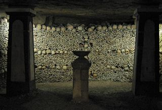 les catacombes Were Going to Paris! (Travel Links & Ideas)