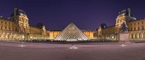 the louvre Were Going to Paris! (Travel Links & Ideas)