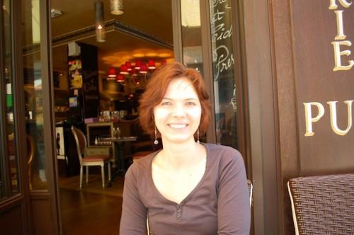 05 maggie dinner1 500x332 Bonjour de Paris!