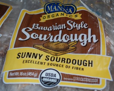 10 manna sunny sourdough bread 400x320 Manna Bread Review & Giveaway