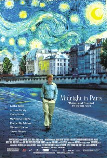 midnight in paris Five Things Friday   from France!