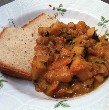 Vegan Tomato Peanut Stew Recipe 2 Best Healthy Recipes of 2011 from Salad Maggie