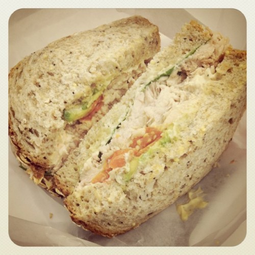 white tuna sandwich 500x500 Salads Schmalads... More Sandwiches Smandmiches!