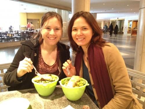 salad sisters 500x375 Im Still a Salad Loving Yogi