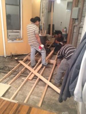 reno-framing-floor