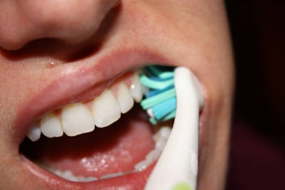 rolling brushing teeth 5 Tips for Healthy Teeth
