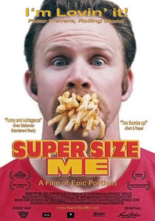 supersize {Macrobiotic March} CHEWING!