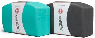 unBLOK BreezeThunder In Packaging Angled 2pcs 400x161 Review: Manduka unBLOK